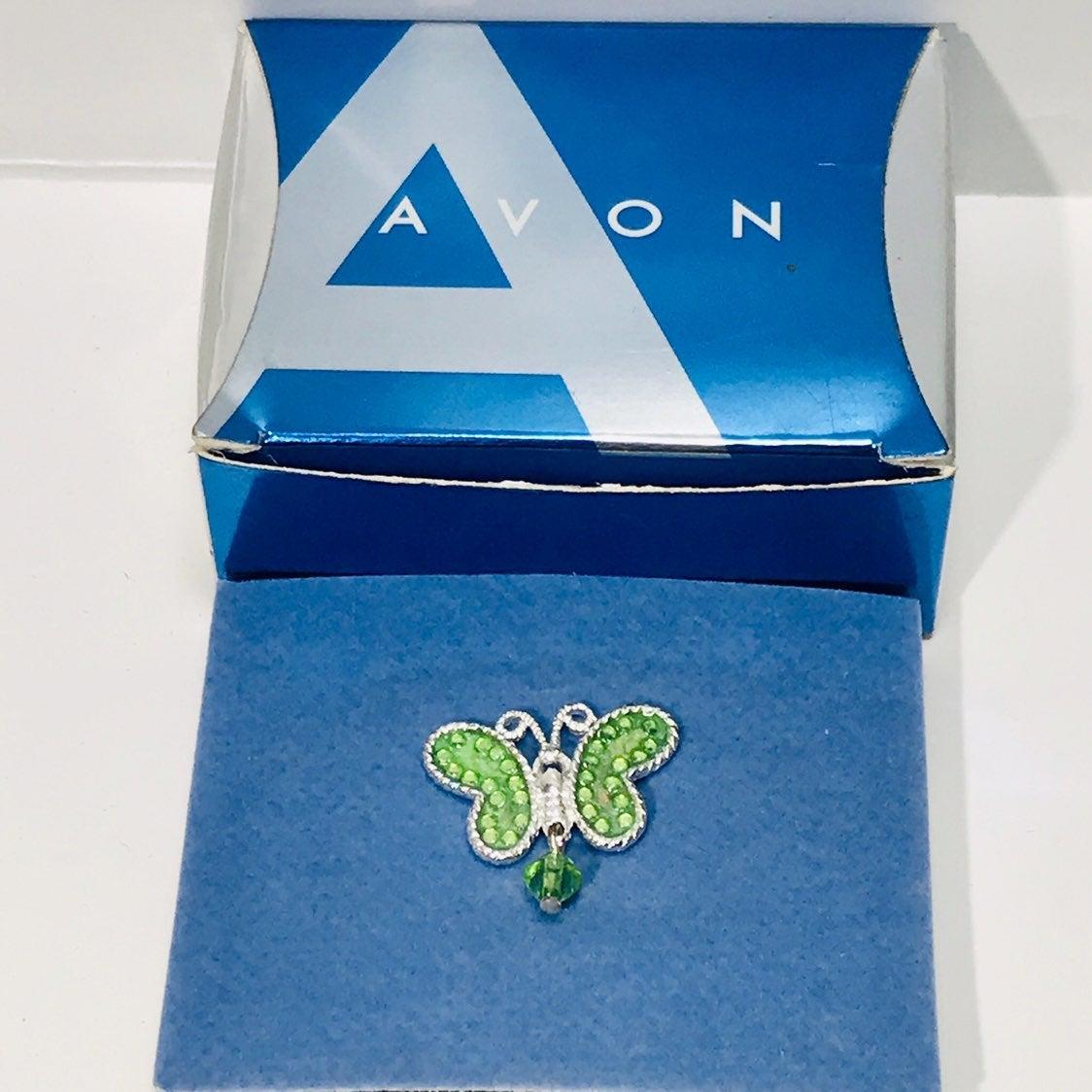 Avon Butterfly Tac Pin