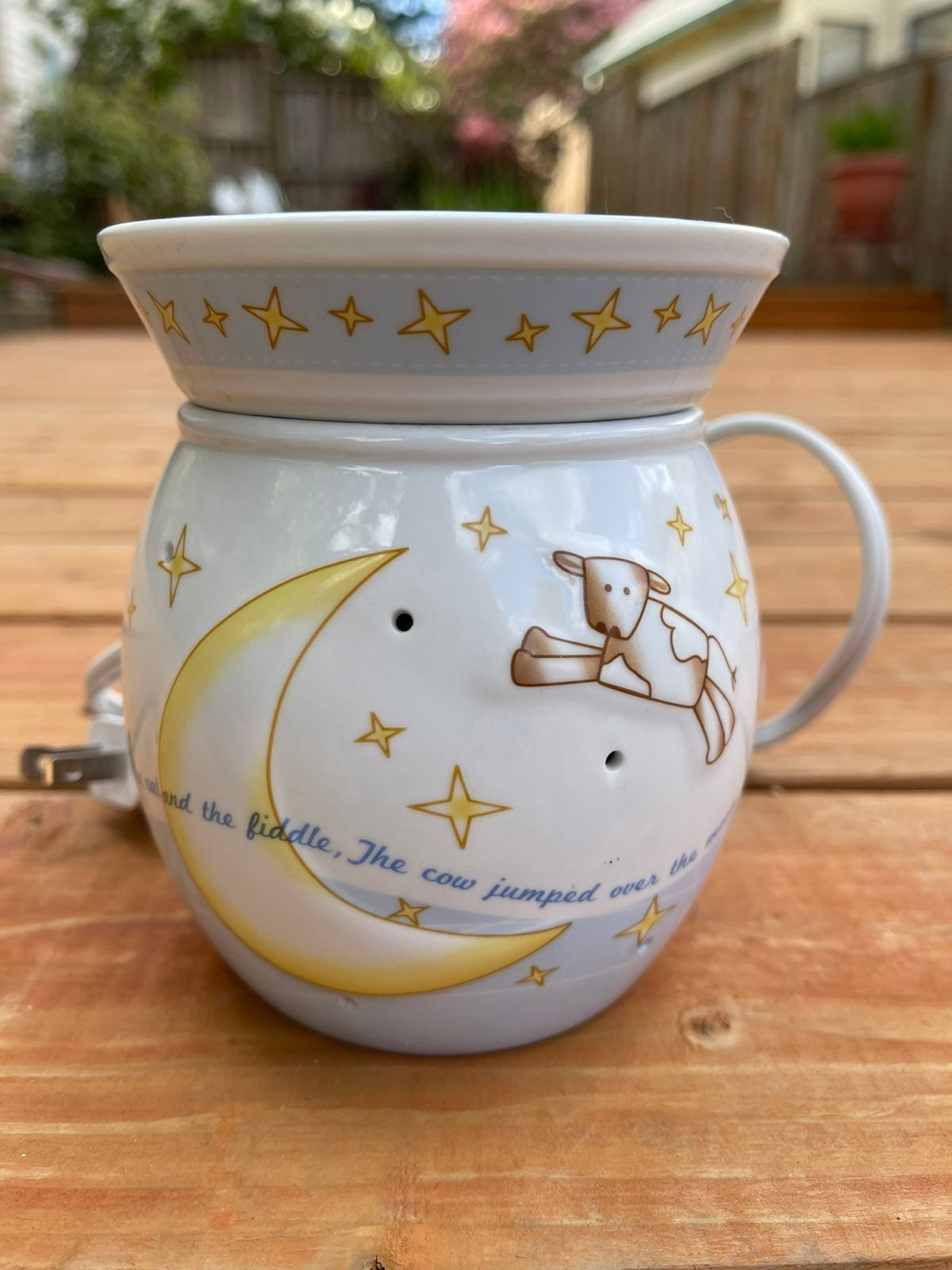 Over the Moon Scentsy Warmer