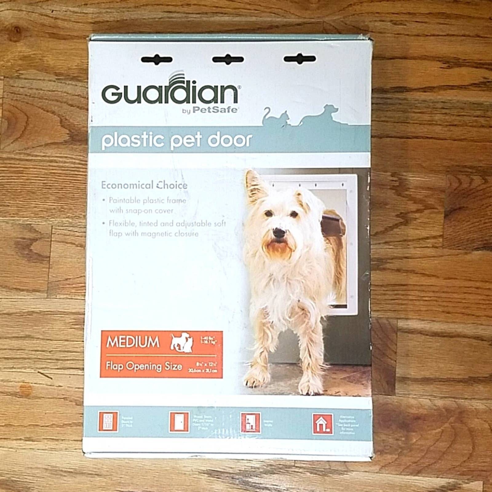 Guardian by PetSafe plastic pet door NIB