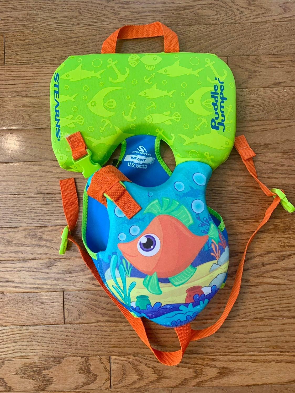 Stearns Infant Puddle Jumper Life Jacket