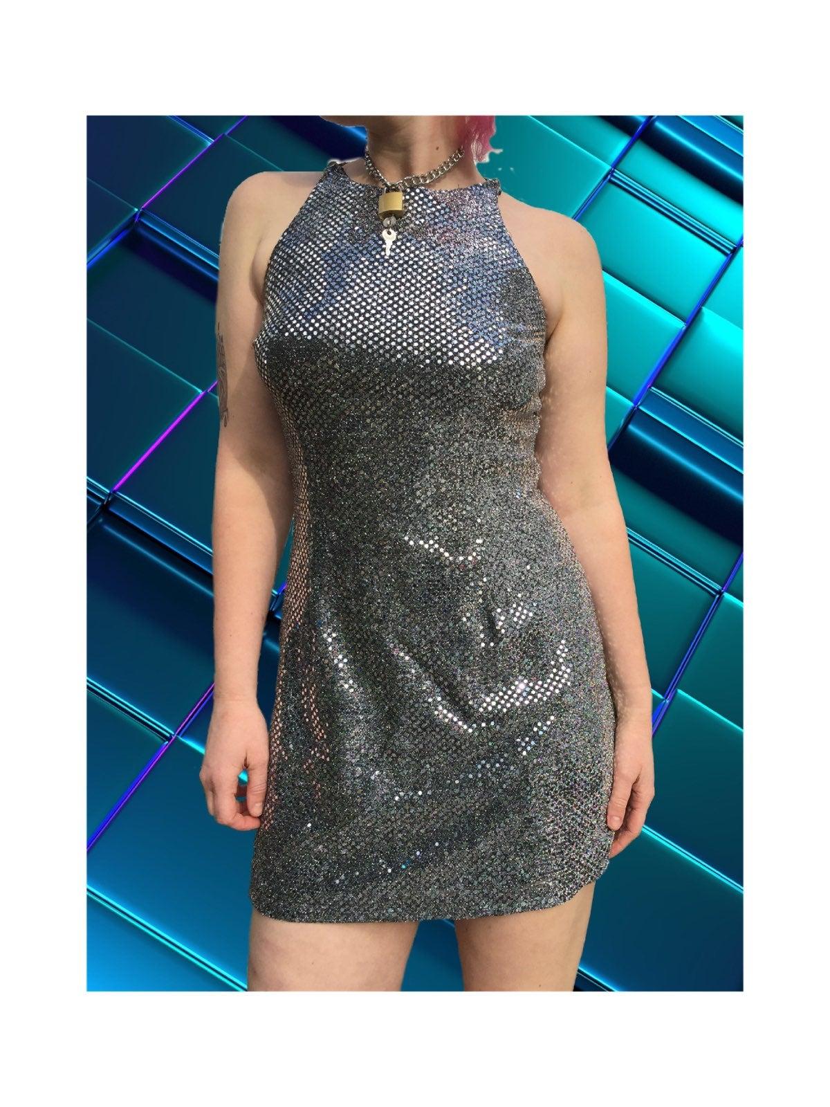 Disco Baby Dress