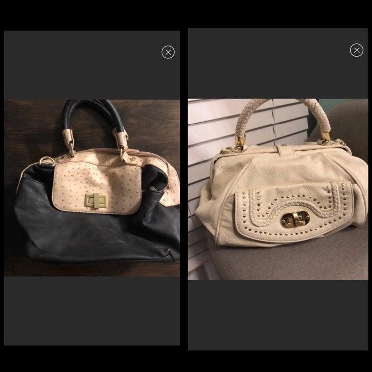 Ladies hand bags bundle