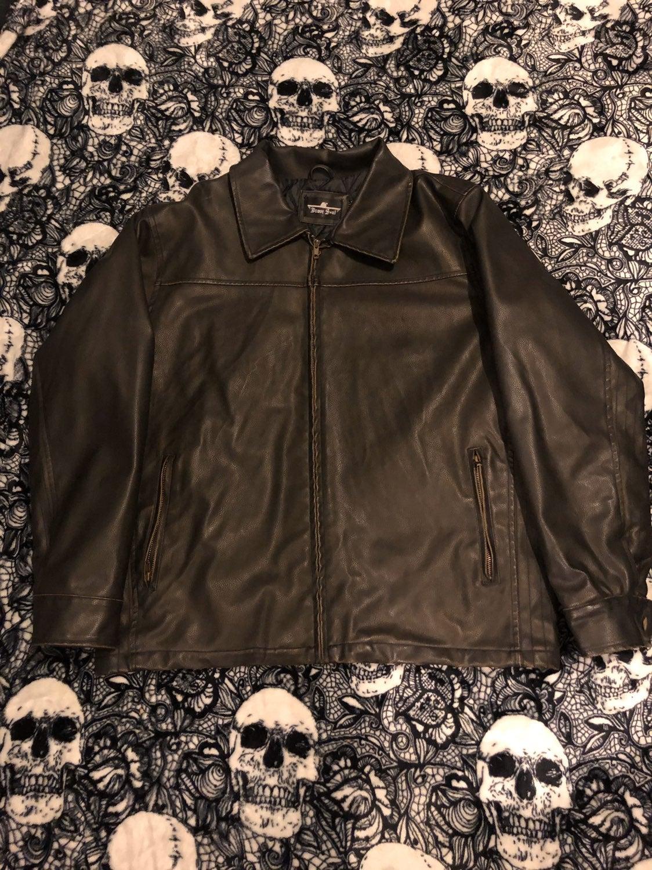 Brave Soul leather jacket