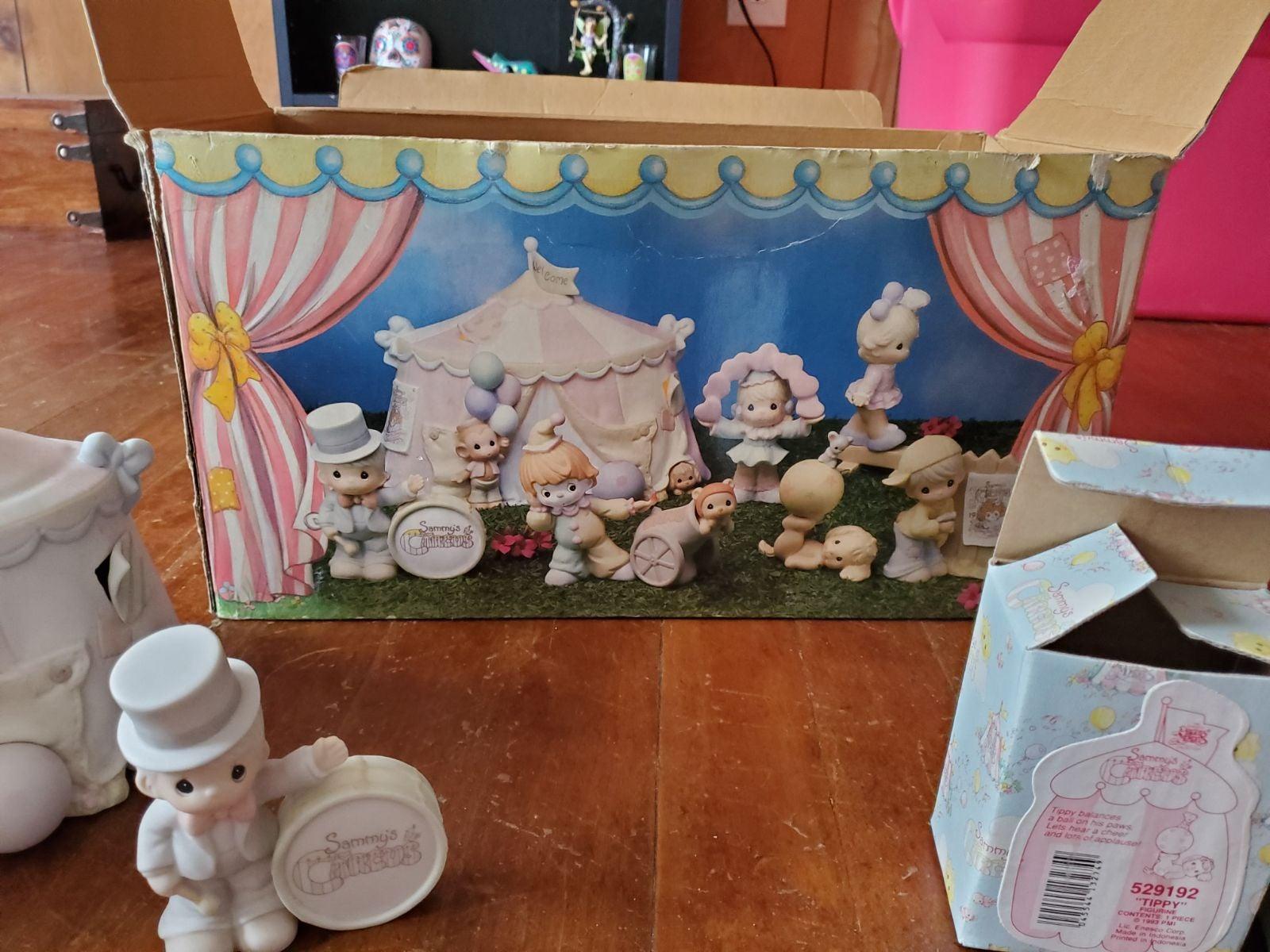1993 Sammy's circus set
