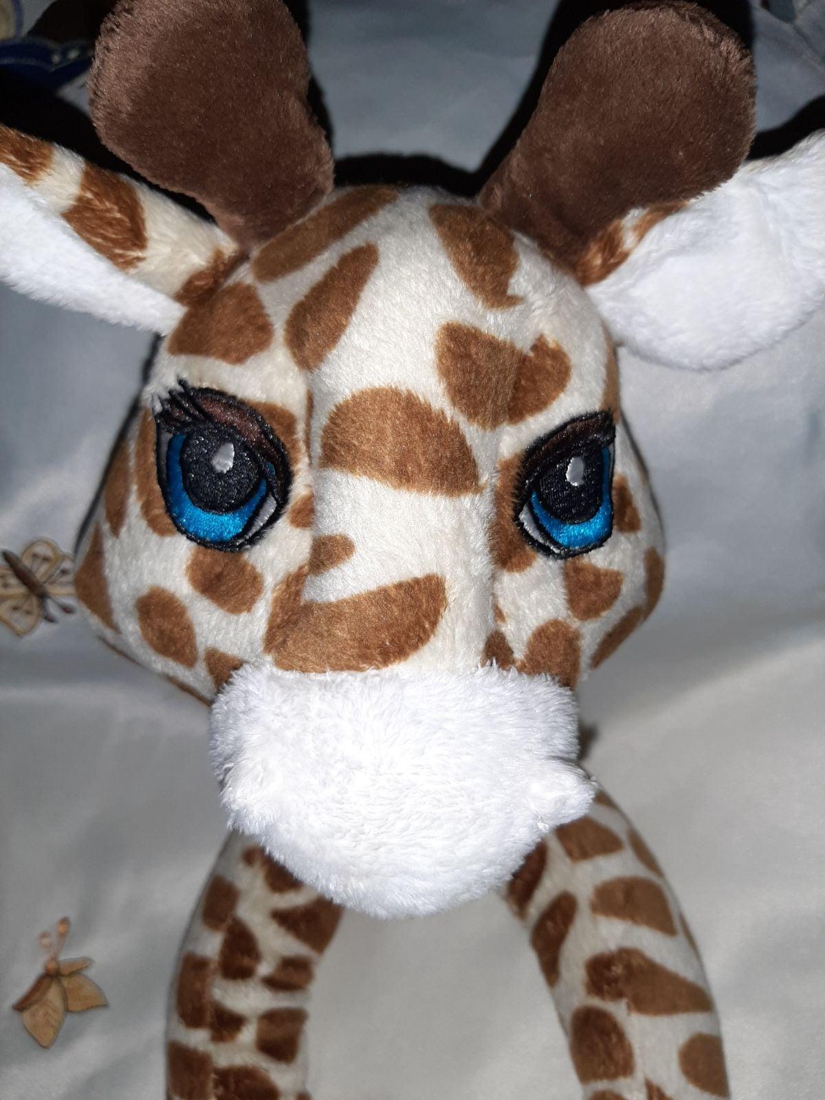 Giraffe Curtain Critter