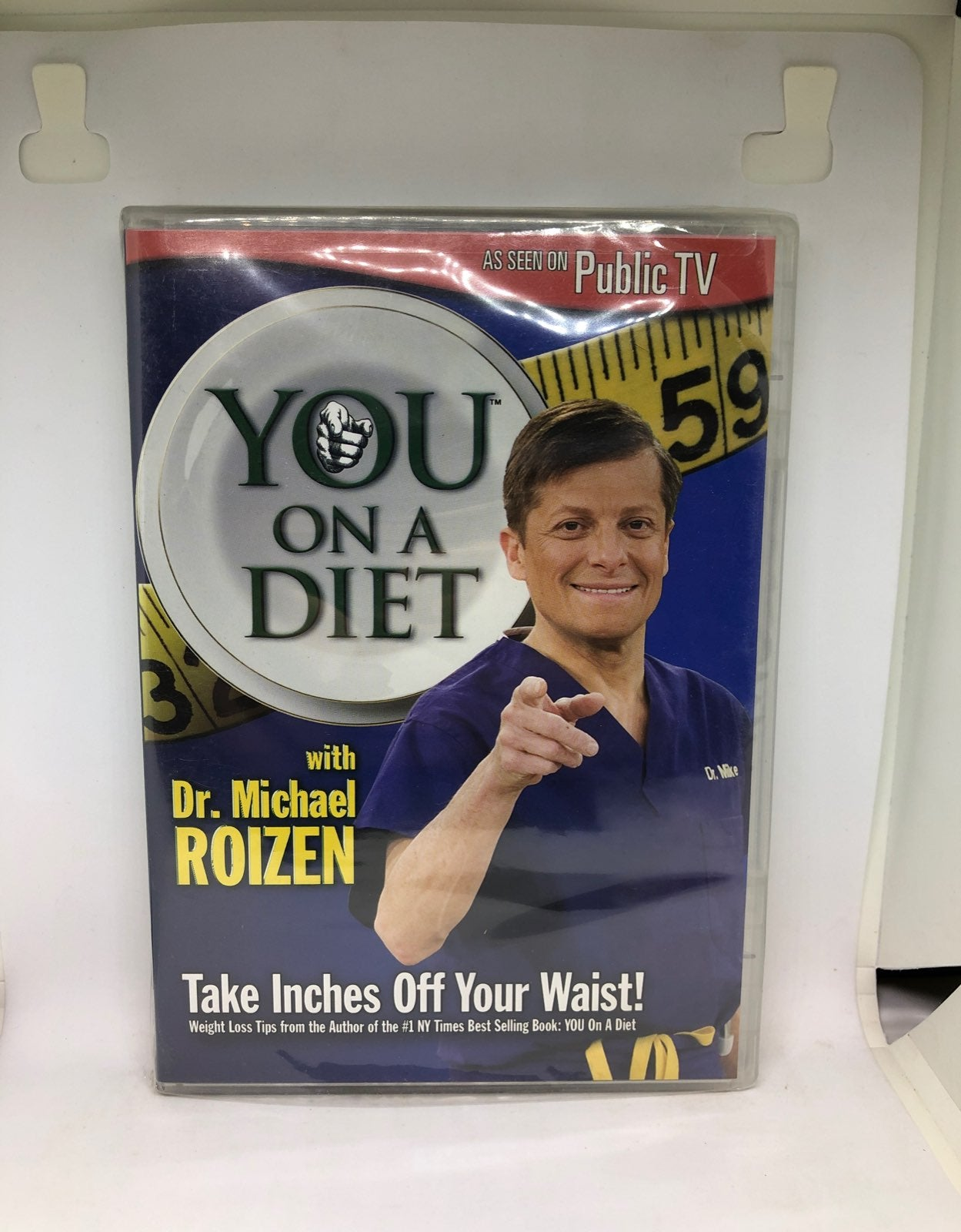 You on a Diet DVD