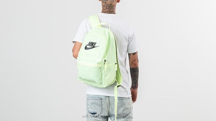 Nike Heritage 2.0 Backpack Barely Volt