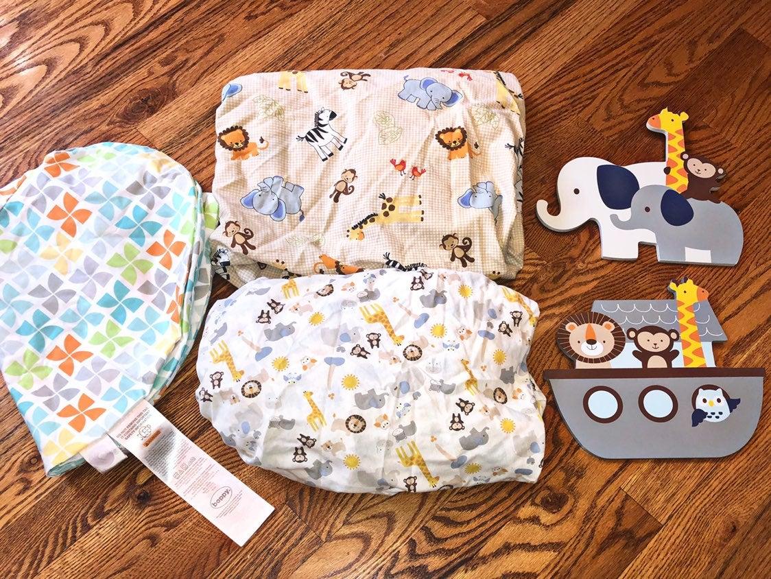 Noah's Ark Baby Bundle