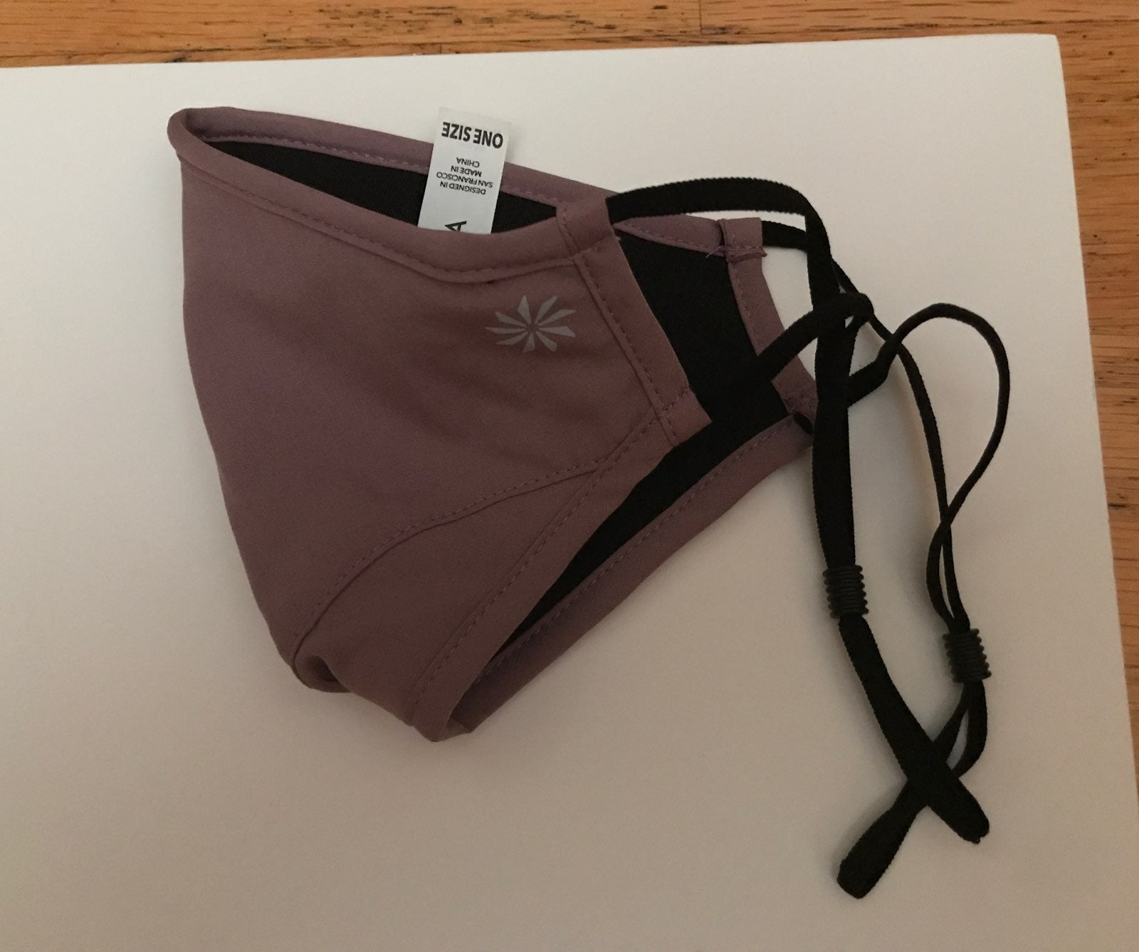 Athleta made to move mask NEW
