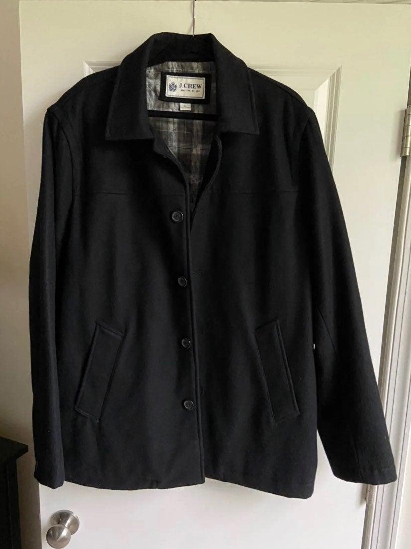 J.Crew Mens wool Jacket