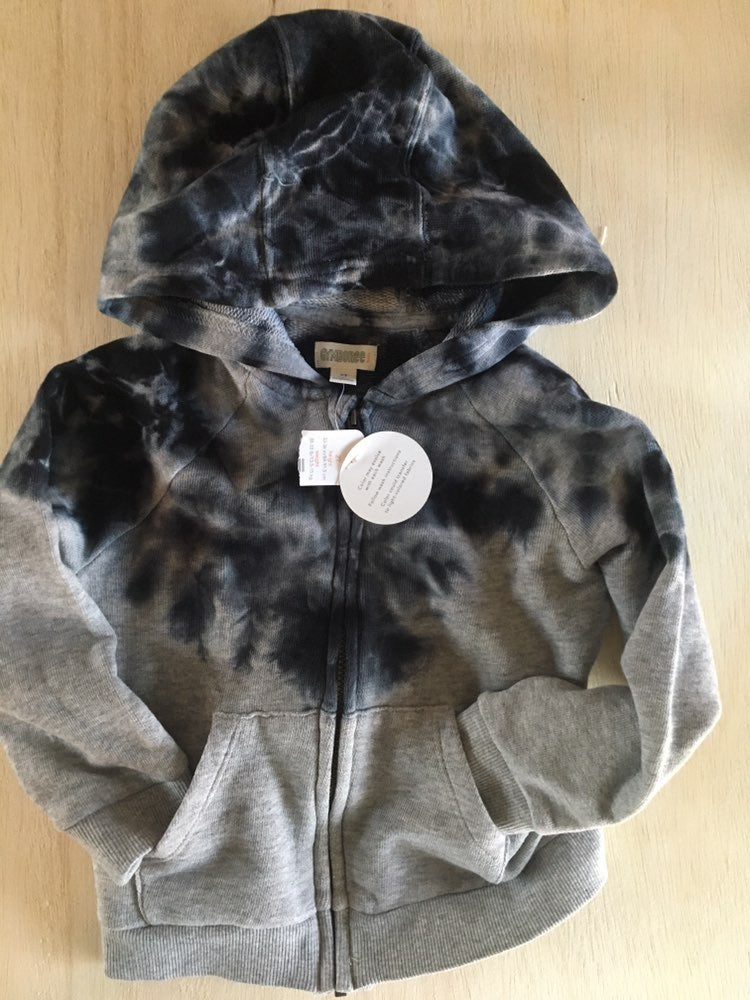 New with tags zip hoody 2t