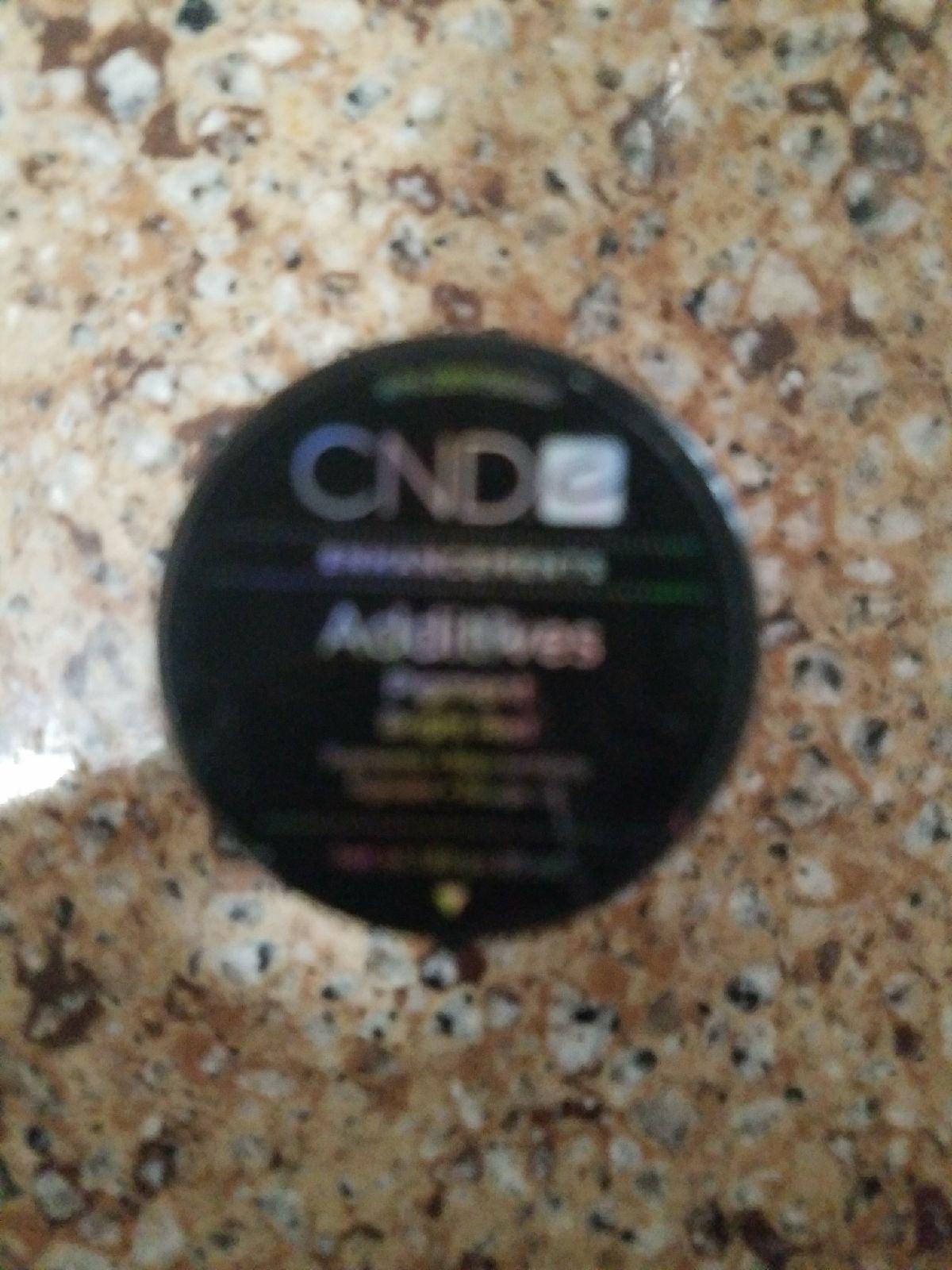 Cnd additives  bright red powder