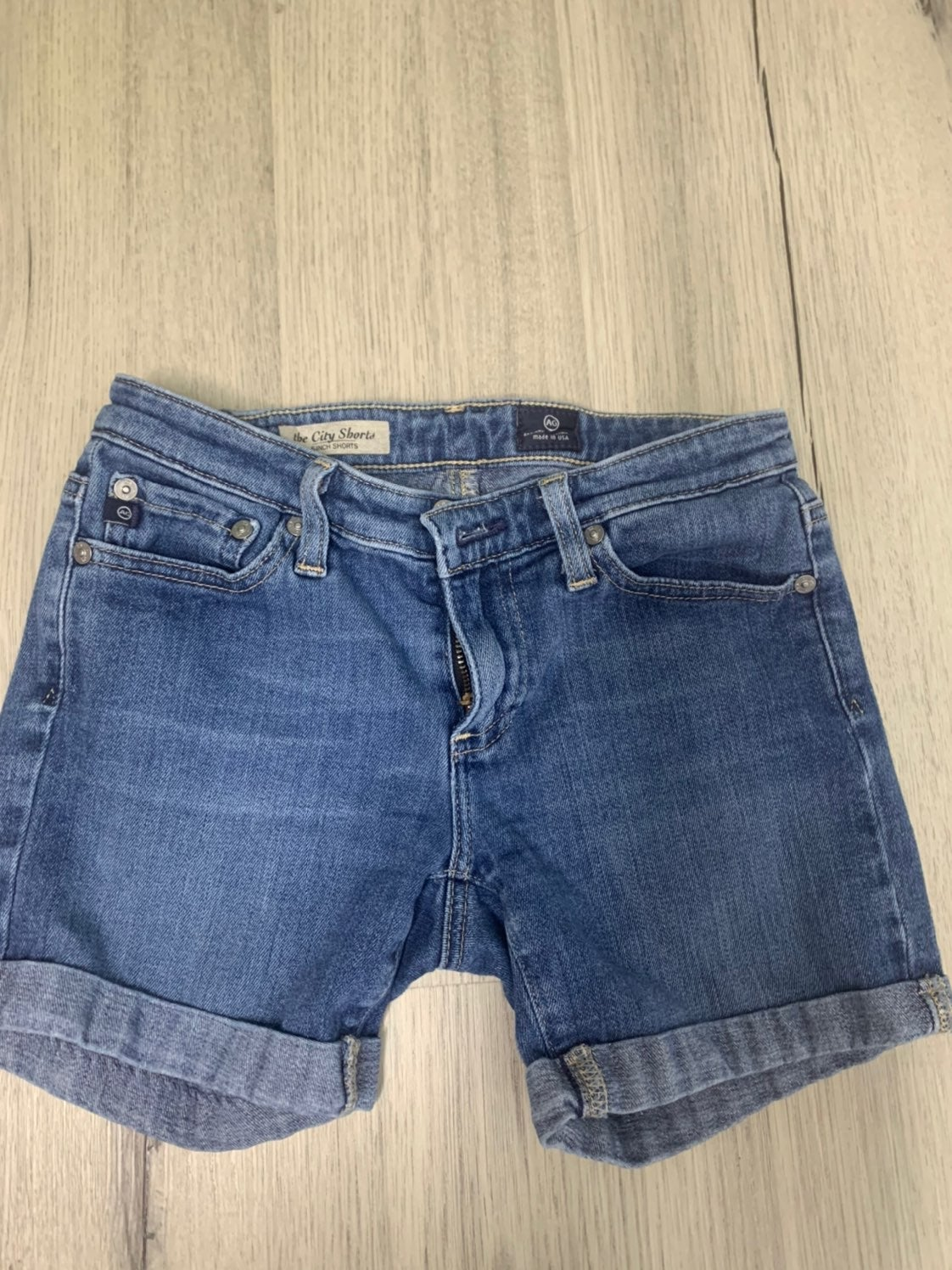 Ag Jean city Shorts