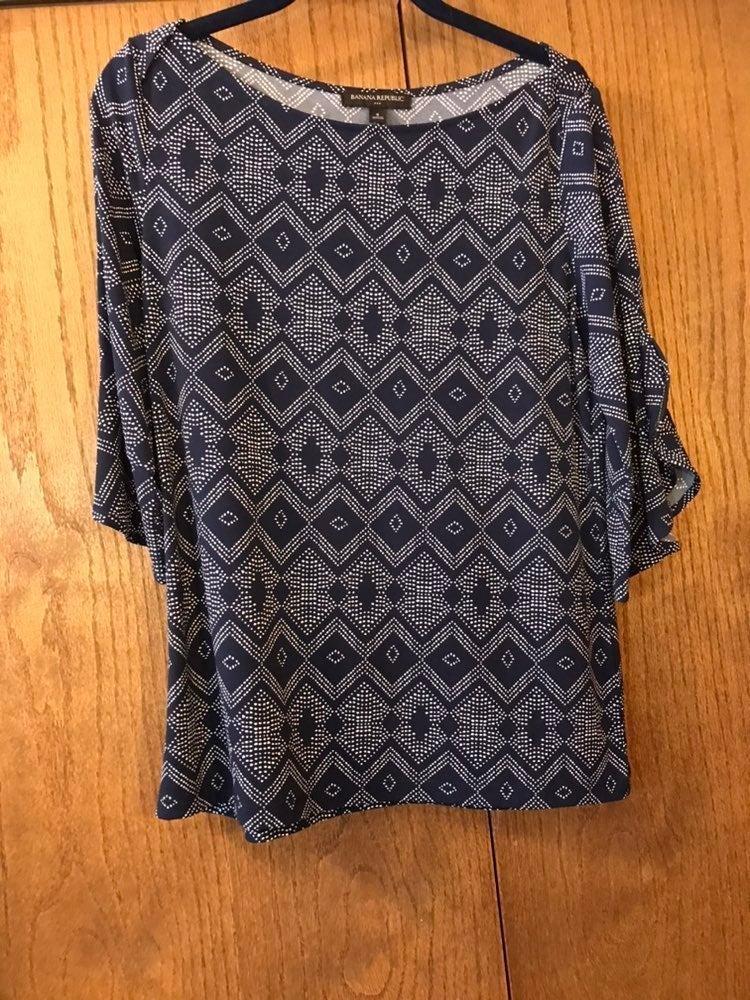 Banana Republic Knit Top Size Sm
