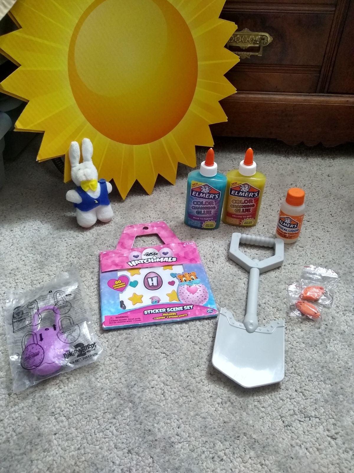 Kid's Bundle New 11 Items