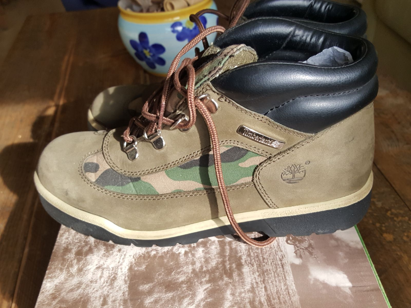 Timberland boots 6Y