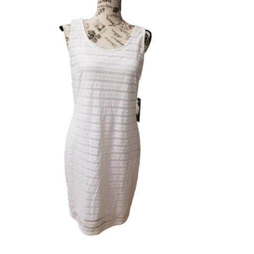 Jennifer Lopez NWT White Cocktail Dress