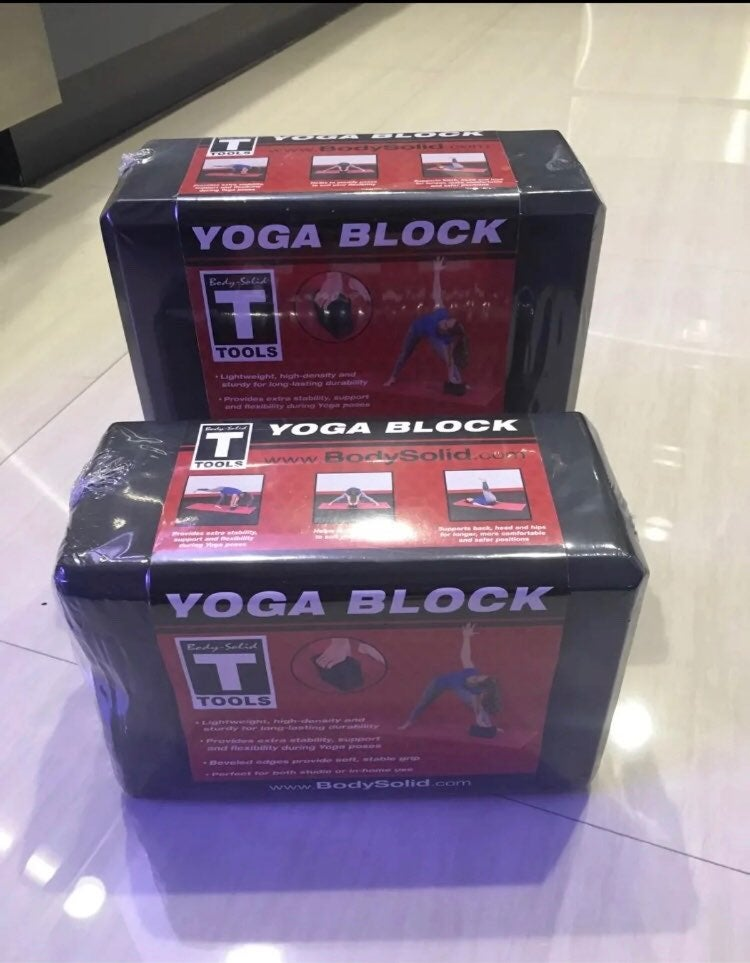 2 Pack Yoga Blocks