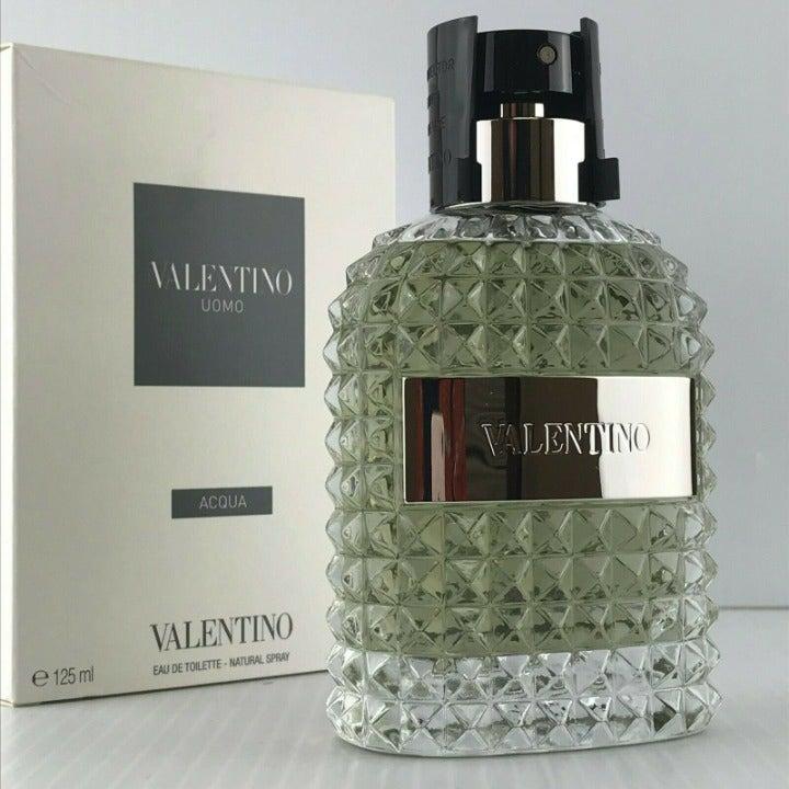 Valentino Uomo Acqua 4.2 oz. EDT Cologne