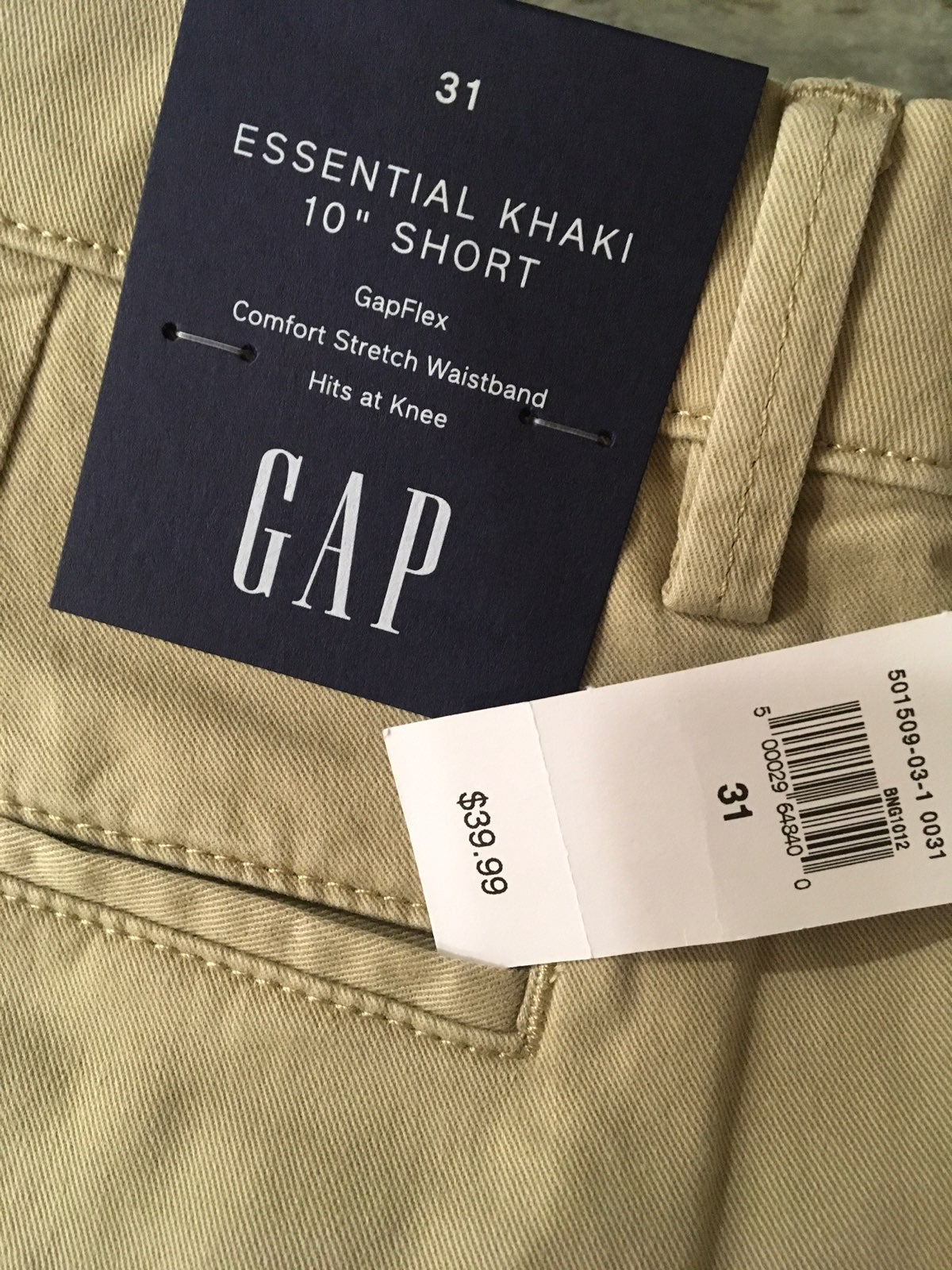 NEW GAP Shorts