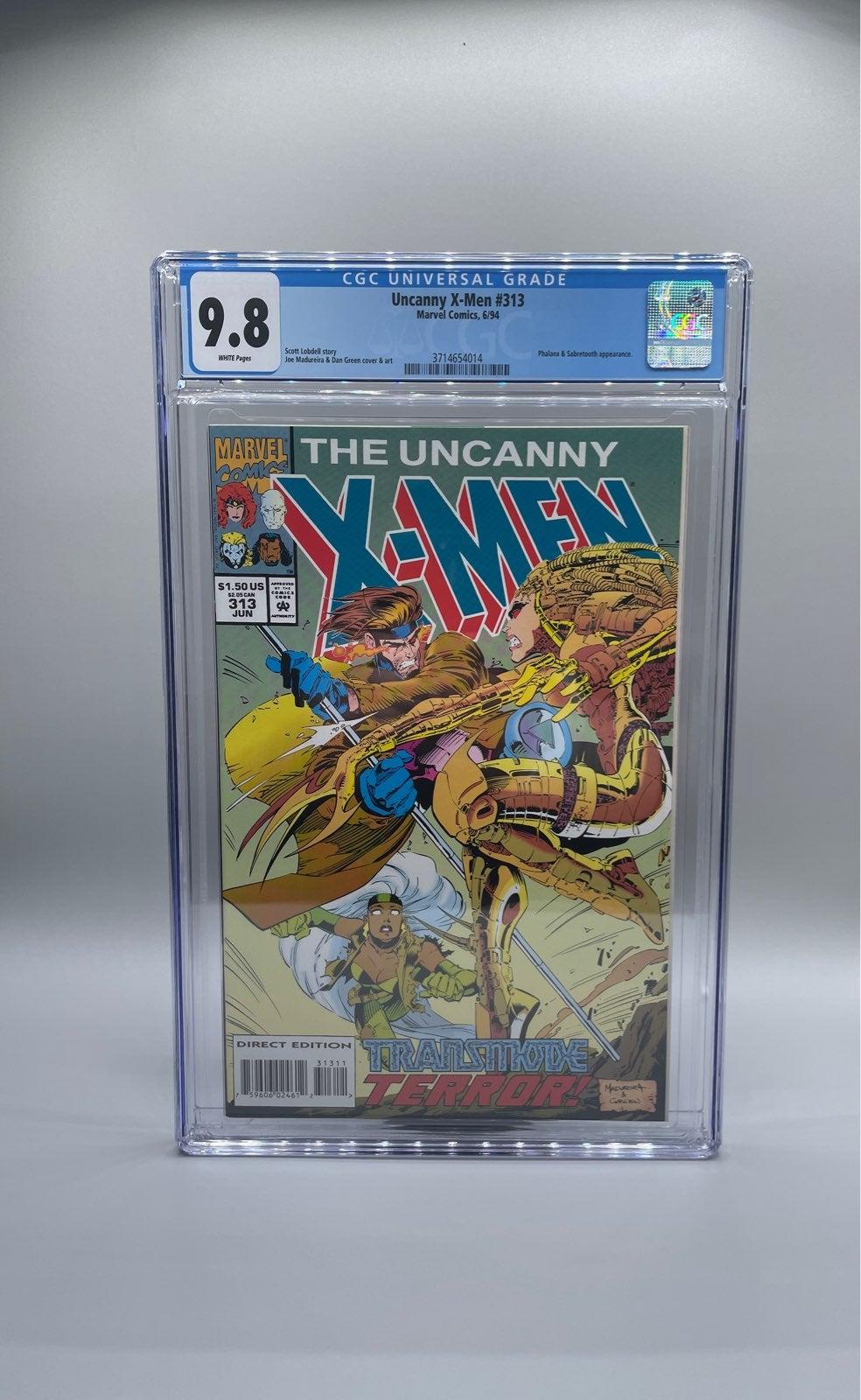 CGC 9.8 The Uncanny X-Men #313