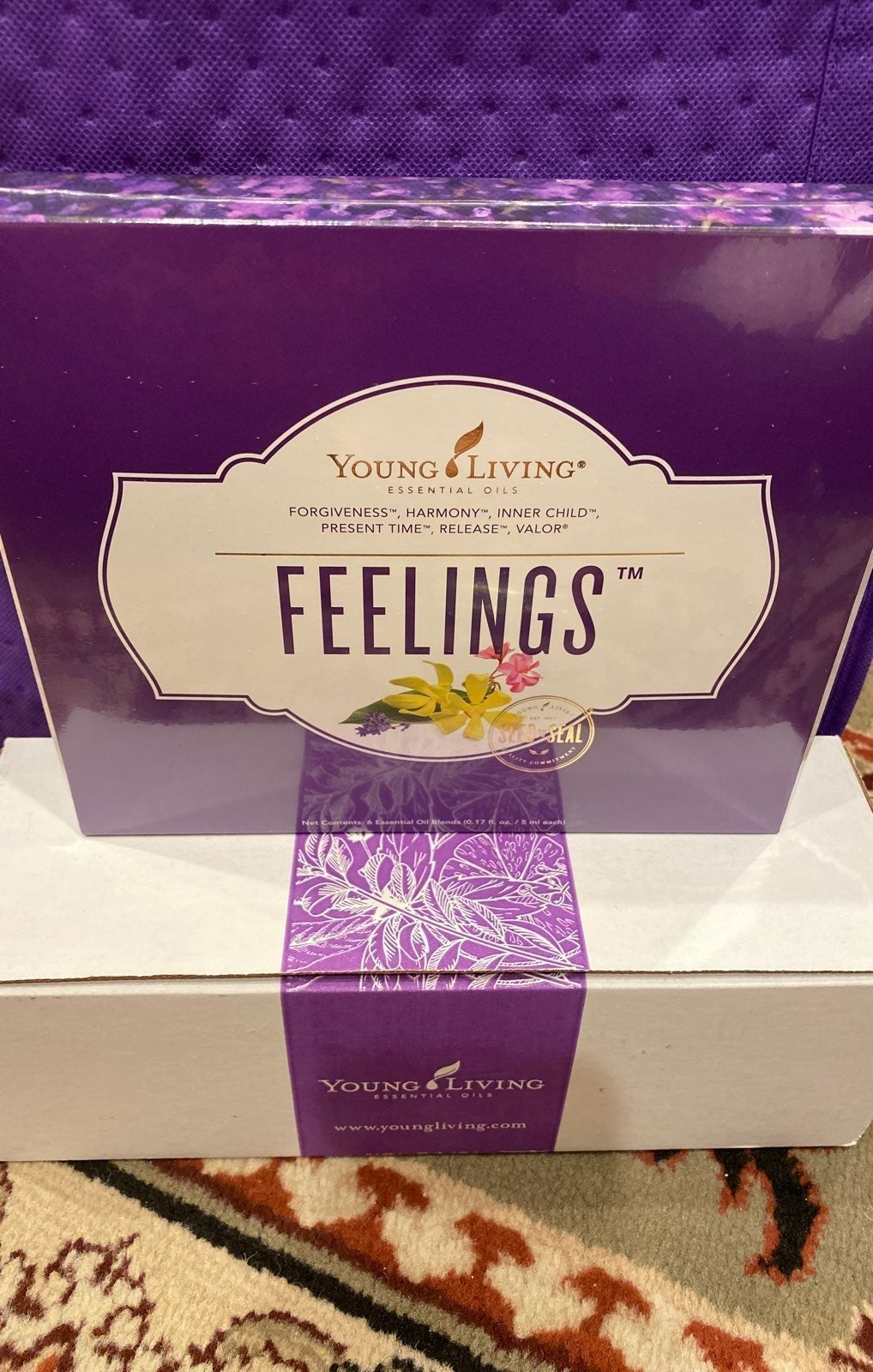 Feelings kit by young living