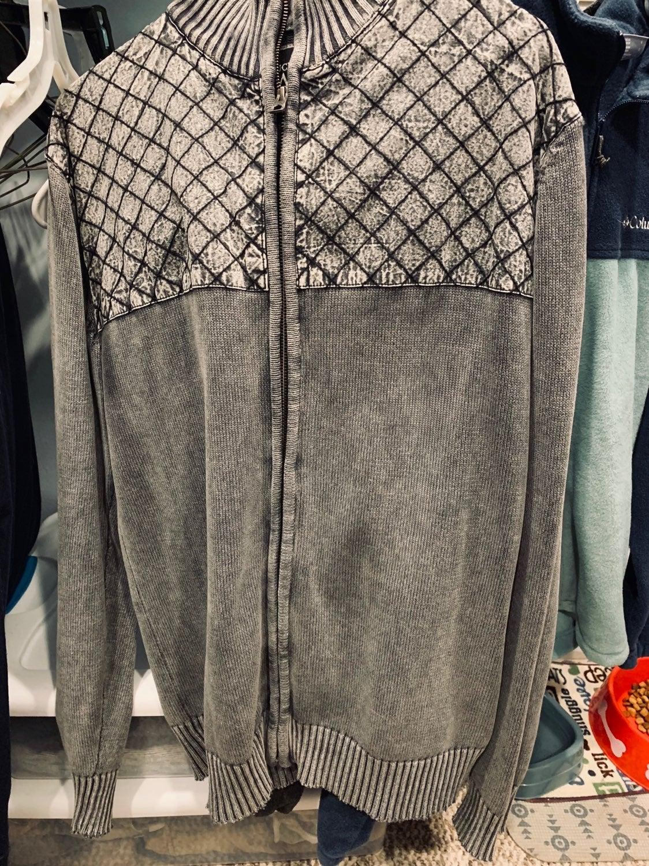 Buckle Men's Jacket