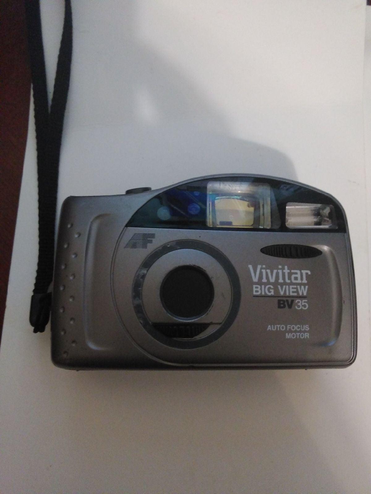BV35  Vivitar Big View  35mm Film Camera