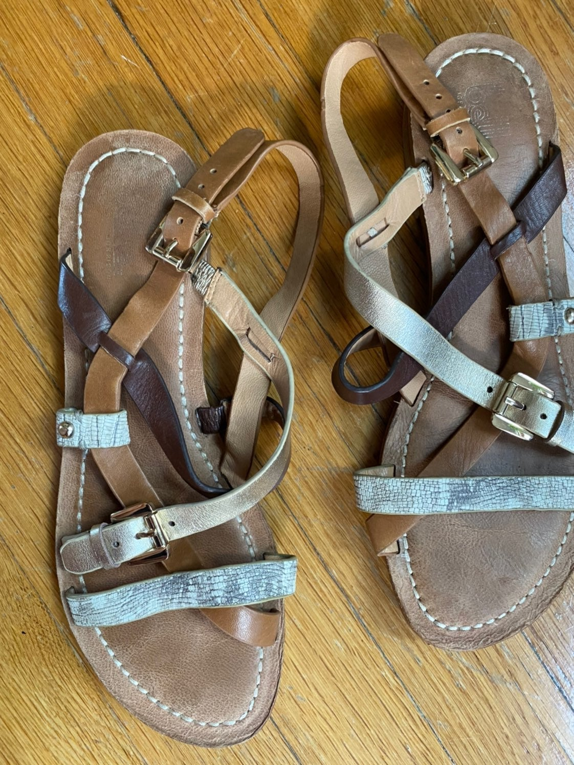 Sandals Belle by Sigerson Morrison 9