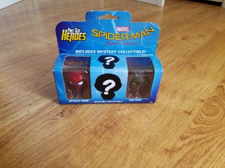 Funko Marvel Spiderman Small Figures