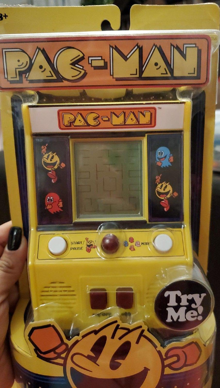 Pac-Man Mini Arcade Game sealed new