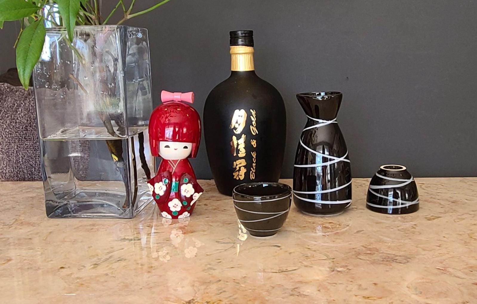 sake cup set