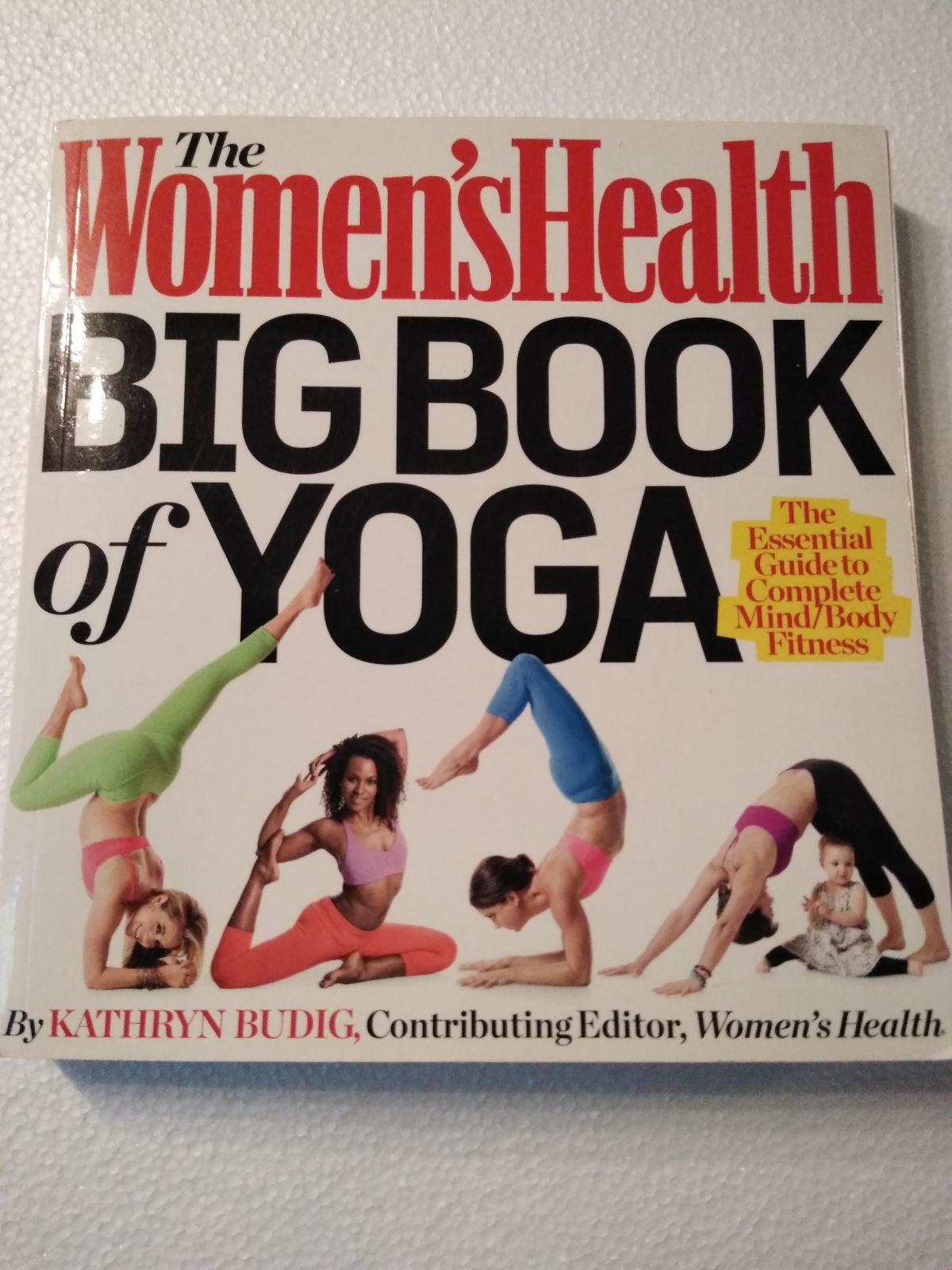 Women's Health Big Book of Yoga