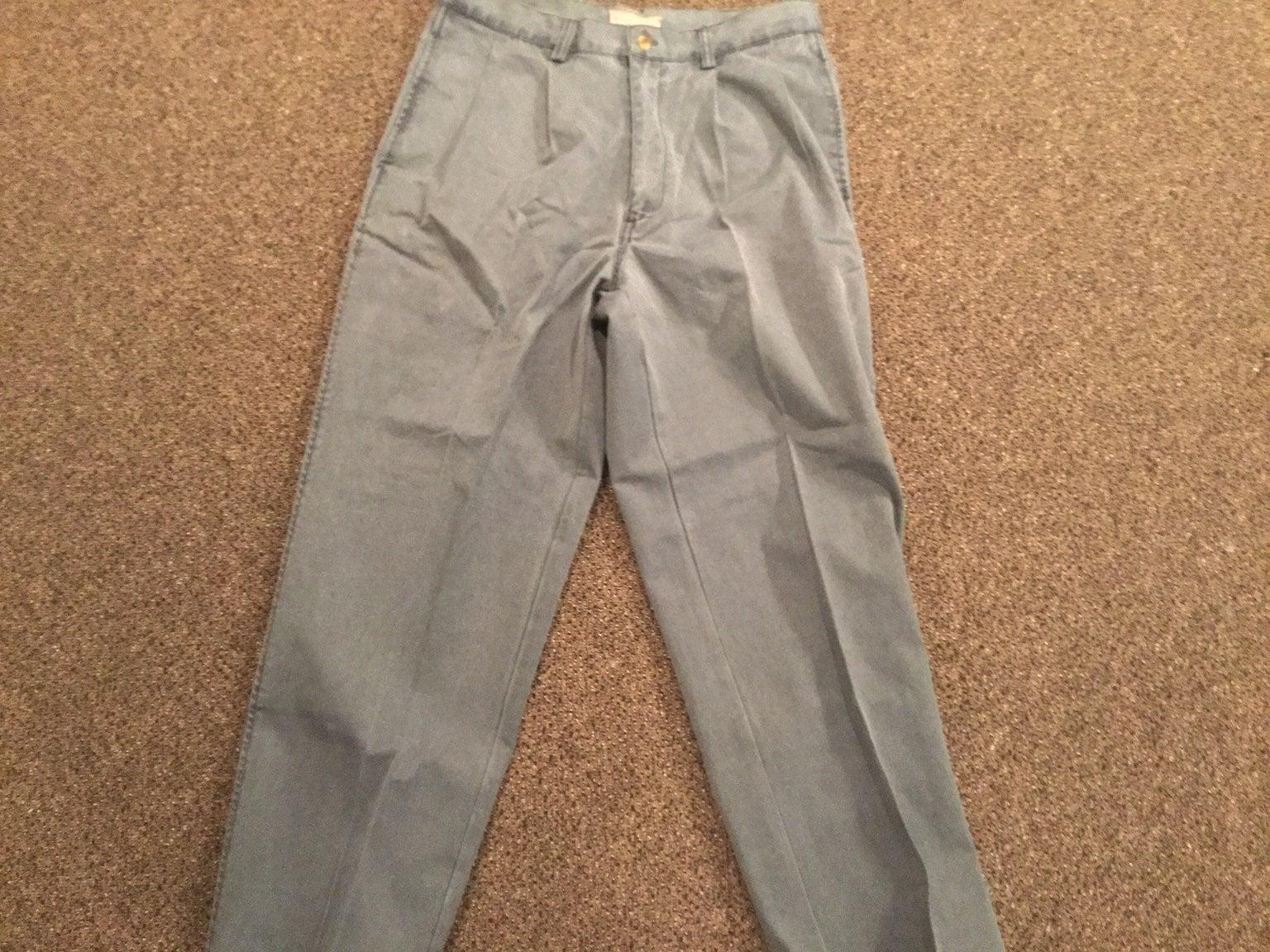 Bugle Boy Men's Pants, Size 33W 30L