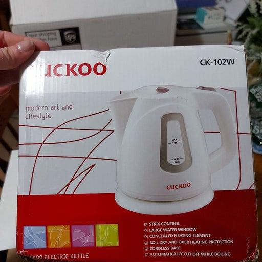 Cuckoo 1L electric kettle
