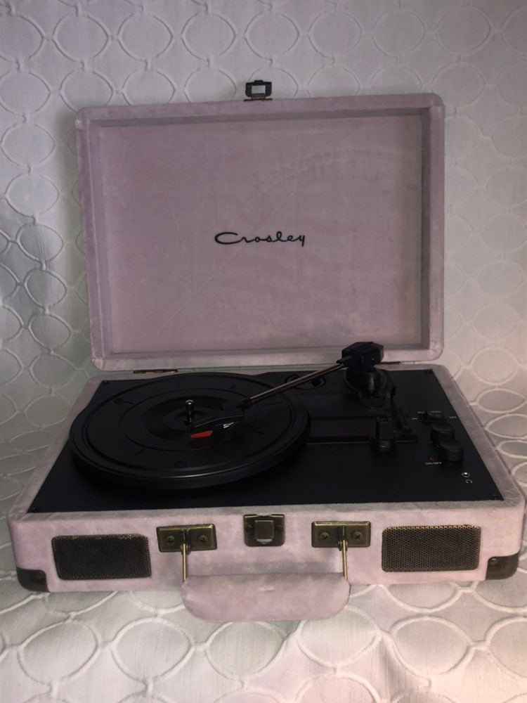 Urban Outfitters portable record player