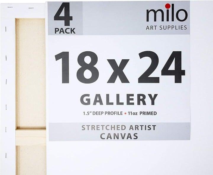milo Pro Stretched Artist Canva