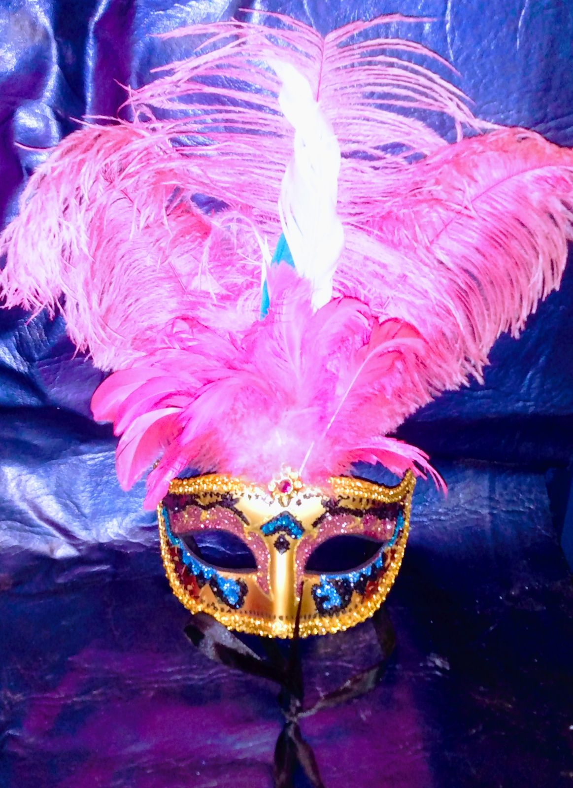 Masquerade/Mardi Gras Mask