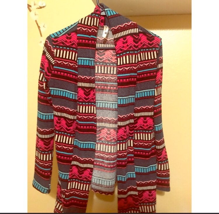 Aztec pattern Cardigan from HOPE's