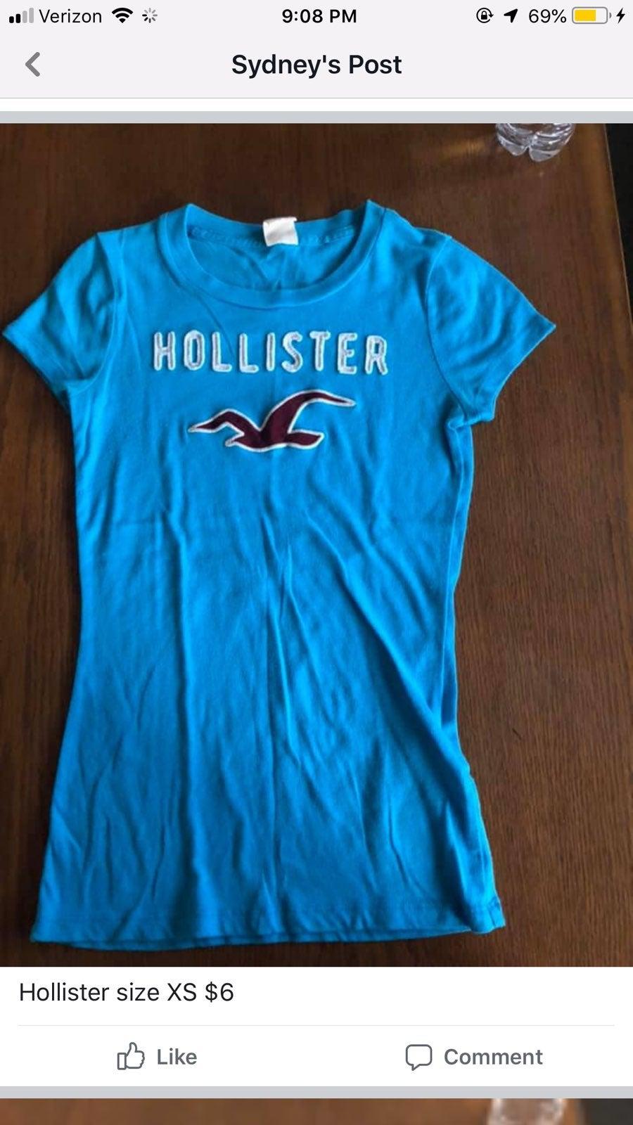 Hollister Top Bundle