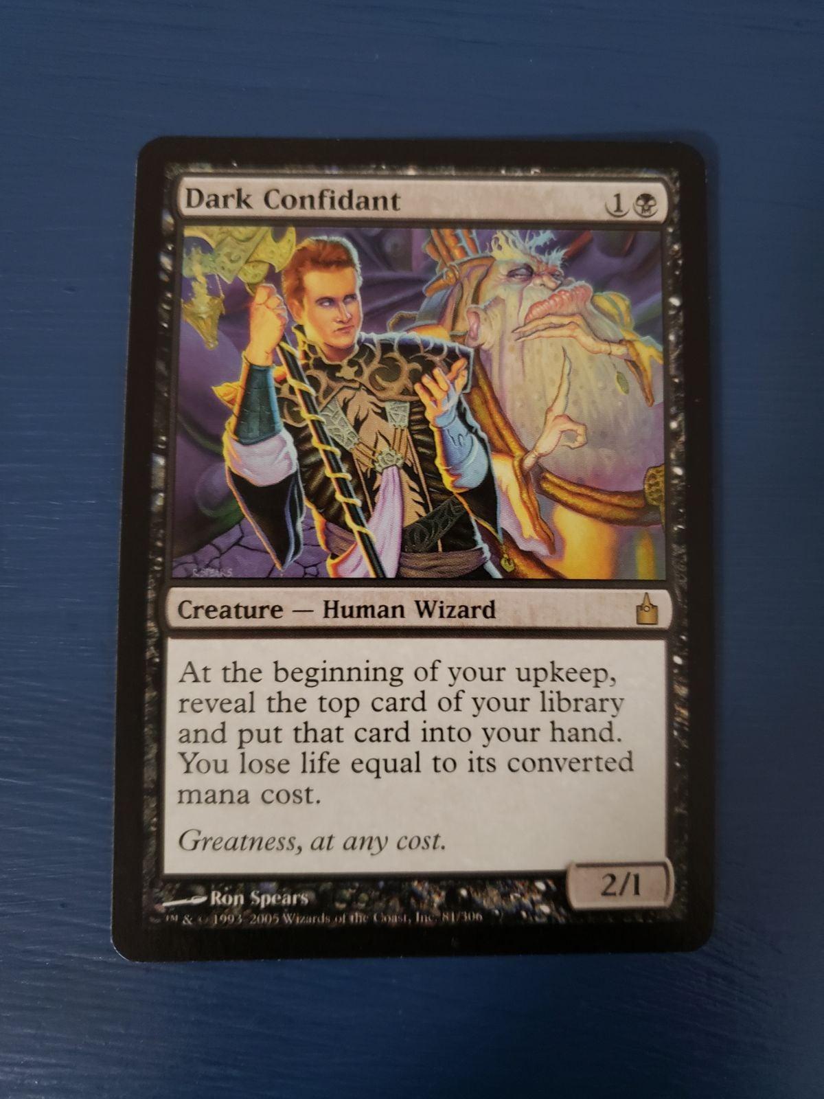 MTG Dark Confidant