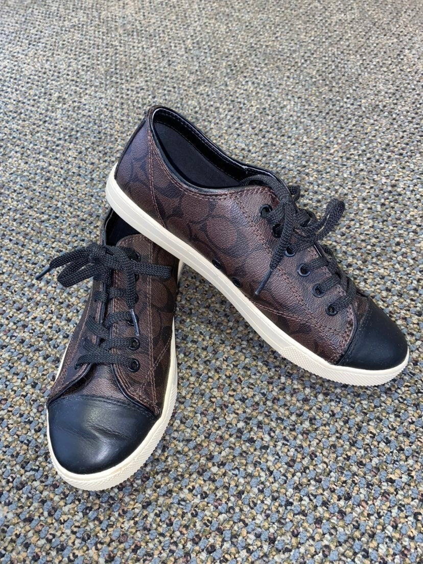 Authentic coach shoes