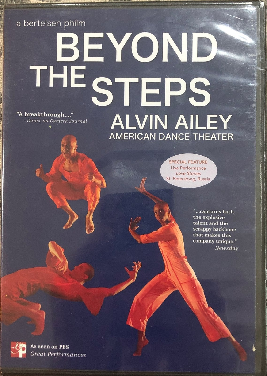 Beyond the Steps DVD