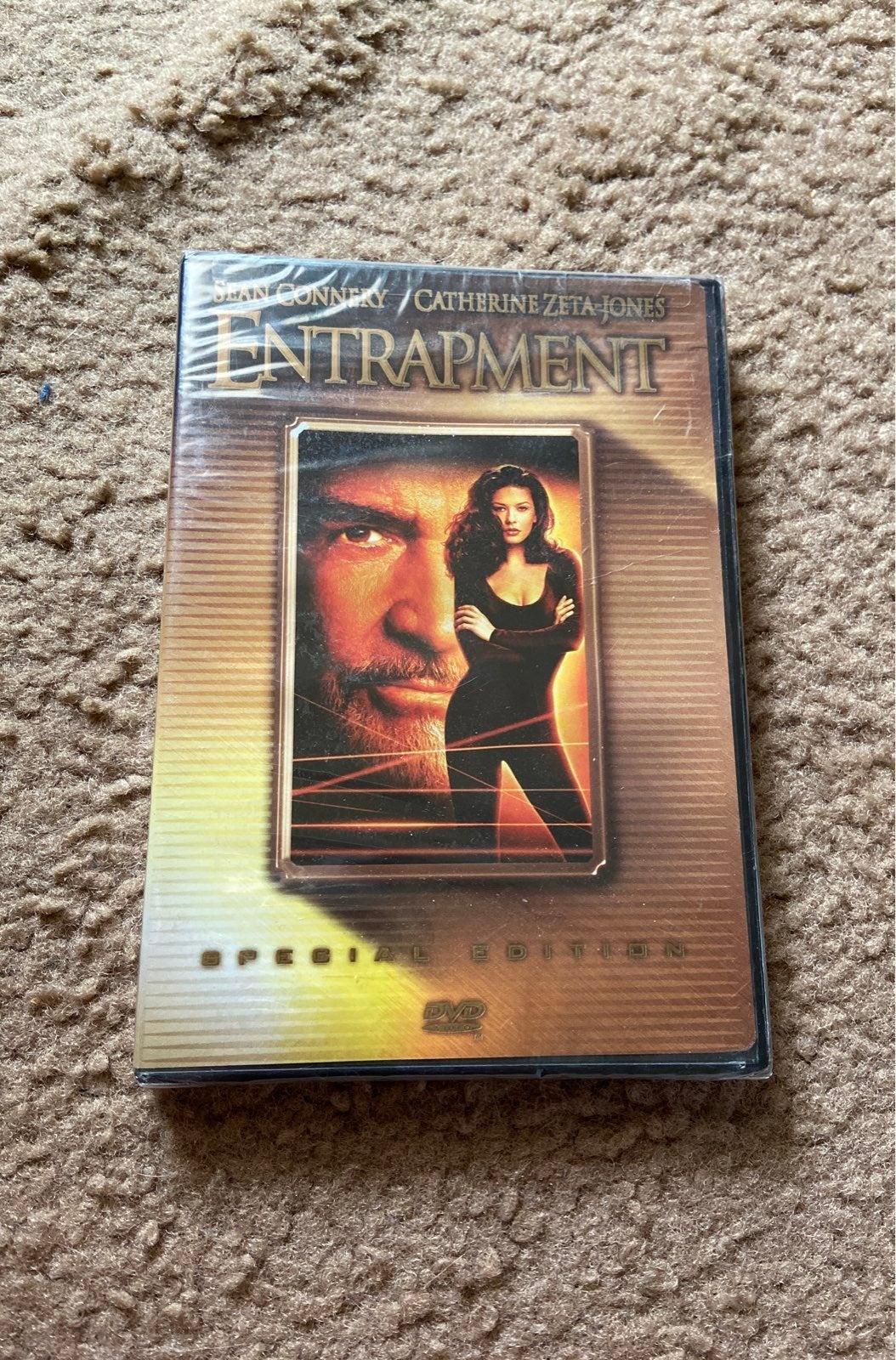 NEW Entrapment Dvd