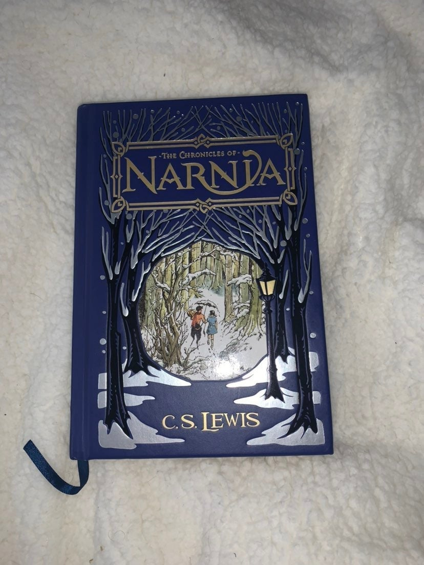 The Chronicles of Narnia Barnes and Nobl