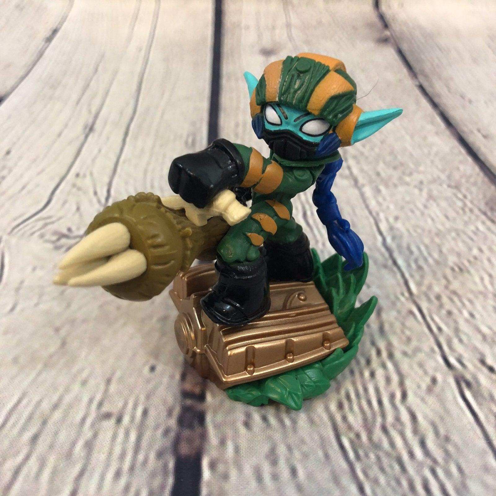 Skylanders Super Shot Stealth Elf