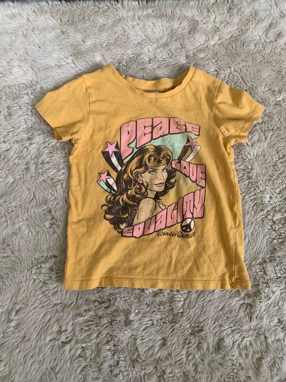 Kids cotton on wonder woman tee Shirt