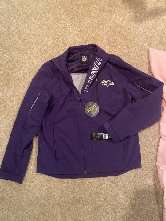 Ravens Official NFL All Weather Jacket