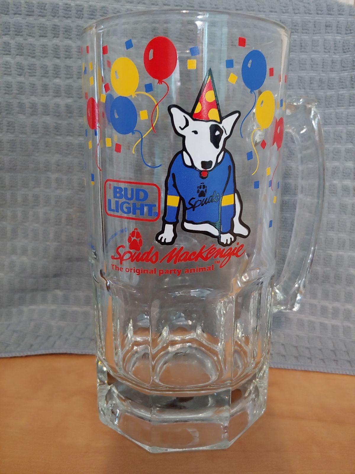 Spuds Mackenzie Beer Stein 1987