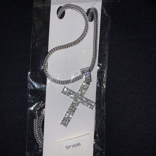 Sliver Diamond Chain
